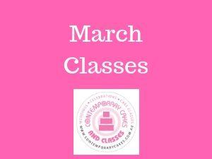 March Classe Brisbane/Logan