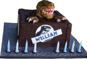 Dinosaur Cake cONTEMPORARY cAKES kID DESIGNS BOOK 2