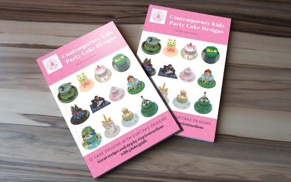 Contemporary Kids Party Cake Designs Book 2