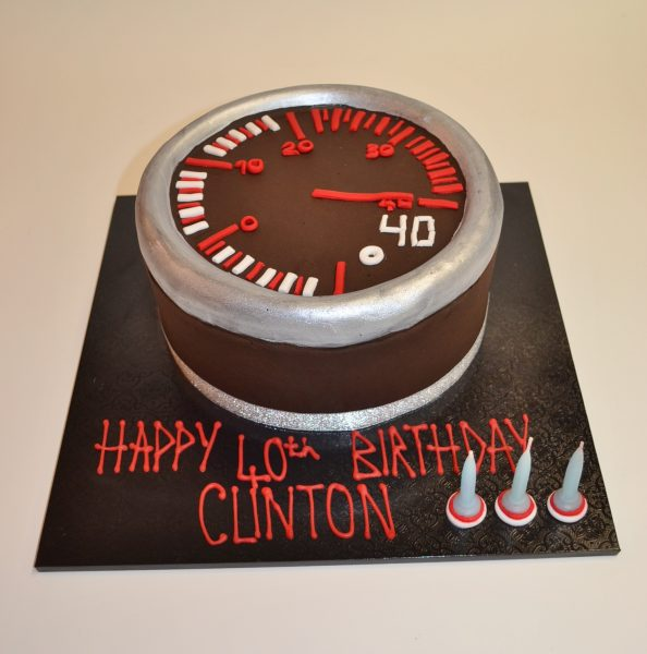Birthday cake x cake by Contemporary Cakes and Classes