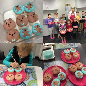Kids cake decorating and baking classes Brisbane Contemporary Cakes and Classes