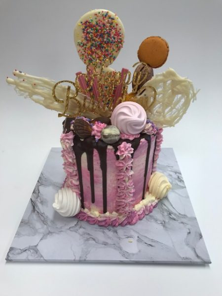 Buttercream budget cake Contemporary Cakes and Classes Jackie Thompso