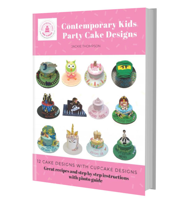 Contemporary Kids Party Cake Designs