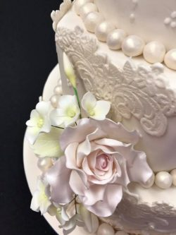 Brisbane Wedding Cake Contemporary Cakes and Classes