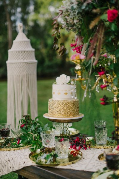 Brisbane Wedding Cake Contemporary Cakes and Classes