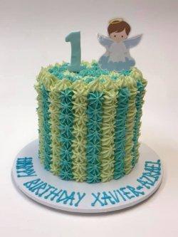 Smash cake Logan Brisbane Contemporary Cakes and Classes