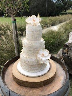 Wedding Cakes Logan Contemporary-Cakes-