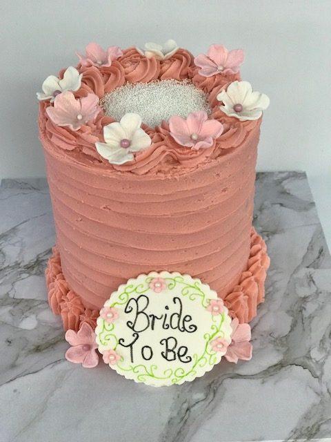 Bridal Shower Parties Logan Contemporary-Cakes-