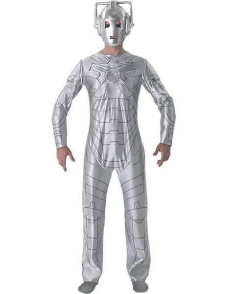 Cyberman Costume for Dr Who Party By Contemporary Cakes and Classes