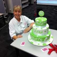Jackie Thompson Contemporary Cakes and Classes